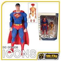 DC COMICS Superman ICONS 1/12 Scale